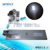 New IP65 50W street camera light, 50w all in one solar led street light IP camera on sale                                                                         Quality Choice