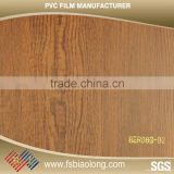 Furniture Decoration Customized soft wood grain laminate sheets for cabinets