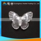 christmas decoration PMMA Material plastic craft acrylic butterfly