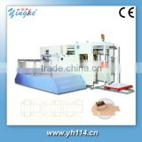 corrugated board creasing die cutting Machine flat creasing die cutting machine carton box die cutter