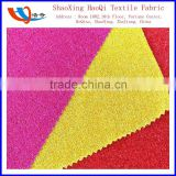 polyester metallic fabric china supplier knit fabric textile in zhejiang shaoxing factory