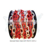 Barricade Plastic Chains ( SUP-TRS-PC-1347C-2 ) Super Safety Services