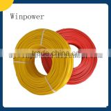 UL3266 16AWG low smoking halogen free colored electrical wire