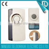 With competitive price long distance control digital doorbell wireless doorbell waterproof