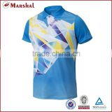 No logo blank polo shirts cheap,badminton polo shirts,high quality cheap uniform polo shirts