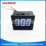 "0.56"" 3-30v Voltmeter Gauge Voltage volt Panel Meter for LED Auto Car Truck"
