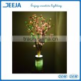Led Fibre Optic Flower Light For Dinning Room Decoration