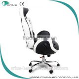 Eco-friendly and healthy designed OEM COLOR office luxury black massage chair