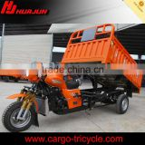 Anti-tipper 3 wheel mini truck/tuk tuk water transporting