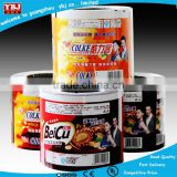 instant noodles package laminated roll film