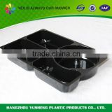 Plastic material food use disposable meal tray                                                                         Quality Choice