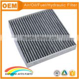 High filterability 87139-YZZ08 active carbon cabin air filter                                                                                                         Supplier's Choice