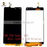 "4.7 "" LCD Display touch Screen digitizer FOR ZTE Nubia Z5S Mini nx403A Assemblely"