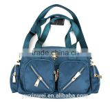 The most popular and best selling casual handbags series, high quality nylon fashion shoulder bag;model FB-009