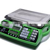 Digital Price Computing List Scale Industries 30kg Portable