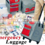 survival emergency luggage baggage cases containers water tank small bag set kit 76108