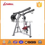 Plate Loaded Fitness Equipment, Hammer Strength High Row Fitness Equipment for commercial gym training LJ-5707