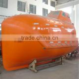 TOP Quality enclosed open new or used fiberglass lifeboat