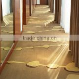 3D Floral carpet Hotel Flooring carpet commercial carpet and rugs