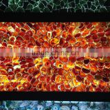 Wholesale in China natural gemstone stone slab semiprecious stone slabs