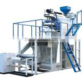 High-speed HDPE/LDPE Film Blowing Machine with Auto Roll Changer