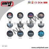 Unity Hot Customization Size OEM NEW auto car accessories car tire cover /spare tire cover 4x4/plastic tire cover