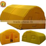 CE certificate custom inflatable large event tent for sale/inflatable used party tents for sale