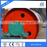 China manufacturer carbon steel DTII, TD75 belt conveyor idler roller