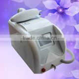 UK distributor wanted black doll treatment Q switched nd yag laser tattoo removal machine with infrared system-D003