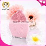 Wholesale Heart Shape Silicone Makeup brushes Cleansing tool, Pink heart shape Silicone cleaner