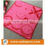 face towel/china supplier 100% cotton baby face towel