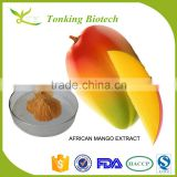 Controlling high blood pressure African mango fruit seed extract