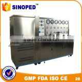 Supercritical CO2 fluid extraction machine for / essential oil / plant / herb oil