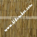 natural privacy reed fence