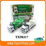 mini power wheel garbage truck toy