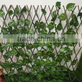 Low price folding trellis for garden decoration