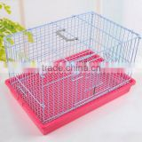 2017 wholesale cheap portable rabbit farming cage hamster cages rabbit cage
