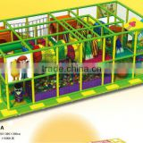 EN71/CE/TUV/ISOCertificates Kids Indoor Play Area LT-1008A