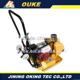 OKIR-18 loncin plate compactor spare parts,OKIR-18 rammer construct pulley clutch plate manufacturers