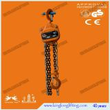 Construction Lifting Tool Hand Chain Hoist 1-20 Ton