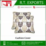 Polyester or Cotton Material and Printed Pattern Cushion Covers