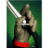 chain mail mesh glove