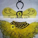XGT11313 Child Bee Tutu Costume