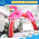 Trade Assurance promotion product gate inflatable dome tent TOP quality