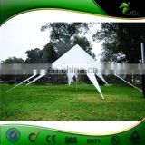 Aluminium Frame Fire,Water,Sun Proof Star Shaped Tent for Party Tent Star Tent