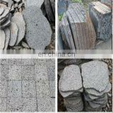 round lava stone pavers for garden