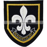 The Manchester Regt. Patch | sew on patches, embroidered patches, woven patches, cloth patches, iron on badges