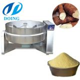 Stainless steel cassava garri fryer
