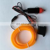 High brightness el chasing wire with Micro USB for iphone/ipad