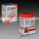 mini toy claw crane machine Factory direct supply USB grab candy machine the best gift for children